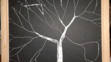 wire tree picture