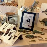 My jewellery at ESC Artists Market in Stamford on 11 June 2017