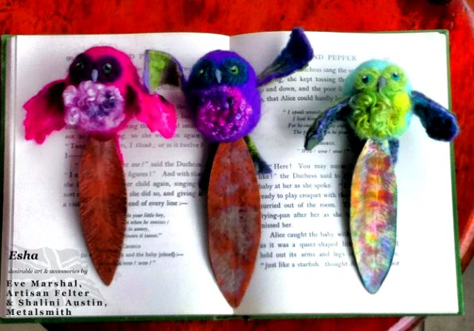 felt-bird-bookmark