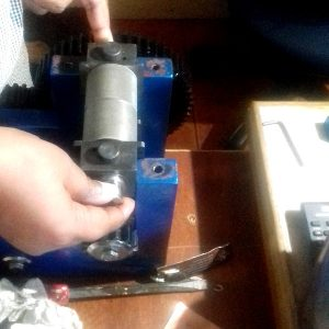 Learning to Setup the Rolling Mill