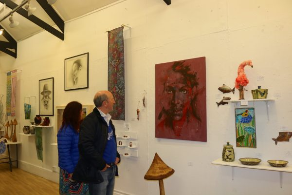 ESC Artists Autumn Exhibition