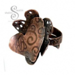 Rustic Copper Rings
