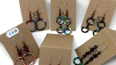 New Tutti Frutti Earrings Now Available
